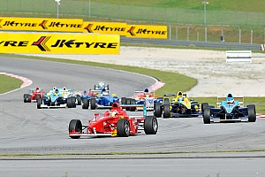 Other open wheel JK Racing Asia Series heads to Europe for 2012