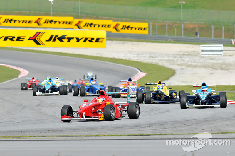 JK Racing Asia Series heads to Europe for 2012
