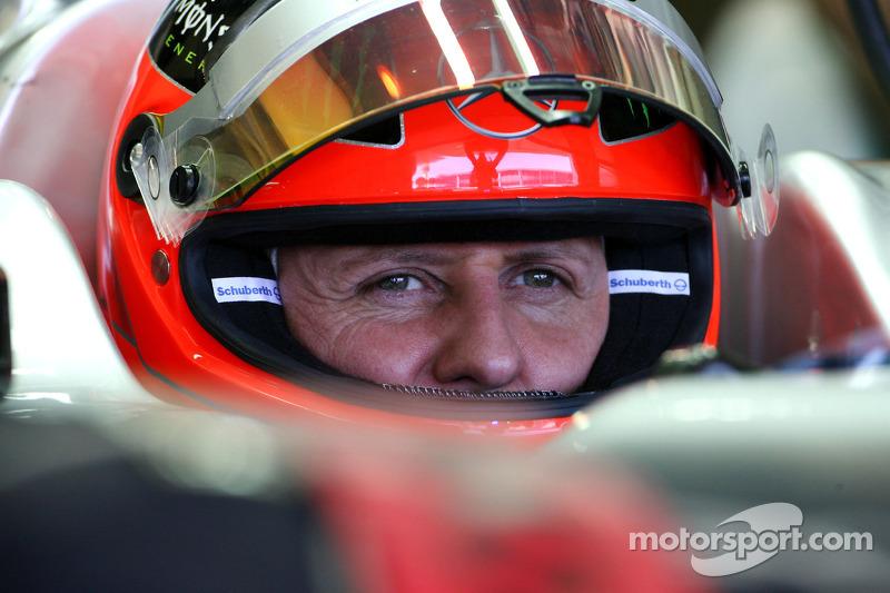 New deal for Schumacher possible admits Zetsche