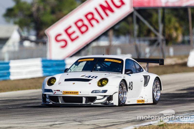 Paul Miller Racing winter test summary