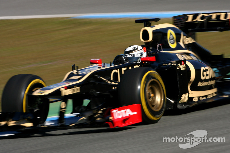 Lotus Jerez test day 2 report