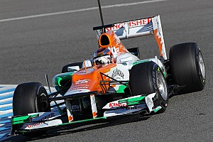 Formula 1 Bianchi's sponsor signs up with Force India
