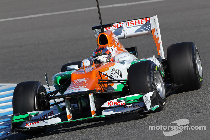 Bianchi's sponsor signs up with Force India