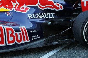 Formula 1 Red Bull has 'clever' exhaust solution - Caubet