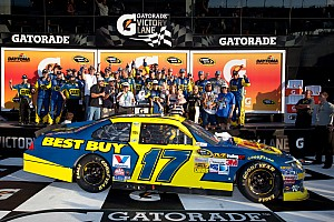 NASCAR Cup Ford teams Daytona Duel 2 race notes, quotes