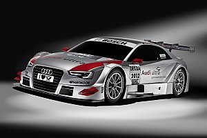 DTM Audi confirms 2012 DTM driver line-up