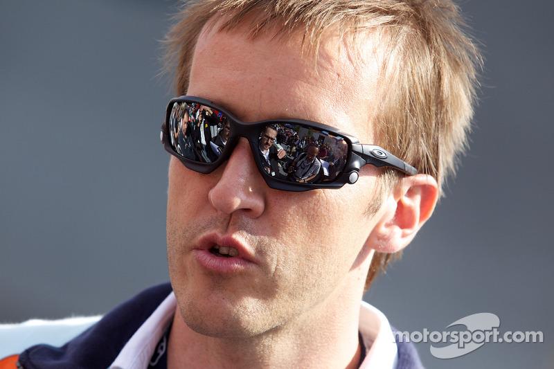 Harold Primat confirmed by Rebellion Racing for 2012