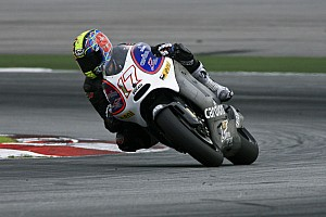MotoGP Cardion AB Sepang test II day 1 report