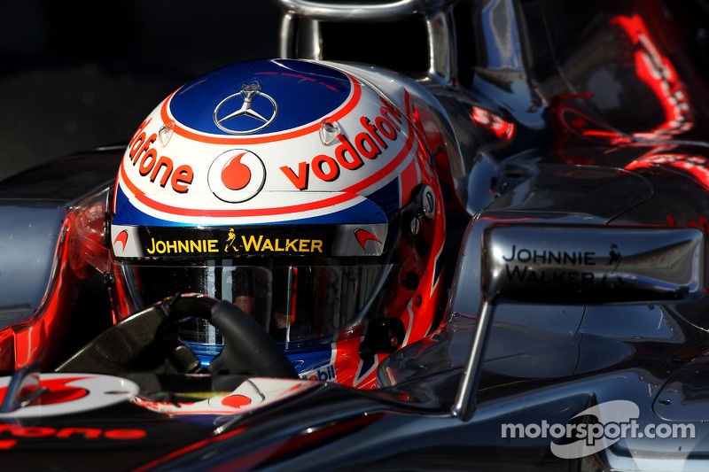 McLaren Barcelona test II -  Day 3 report