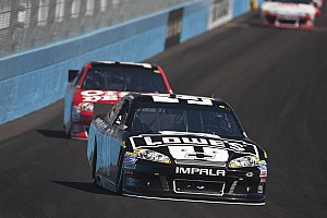 NASCAR Cup Blog: Can Jimmie 48 Make the Chase?