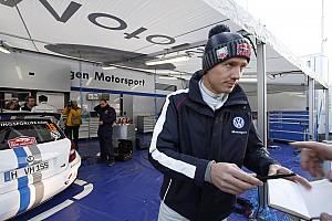 WRC Sébastien Ogier and Carlos Sainz test Polo R WRC in Spain