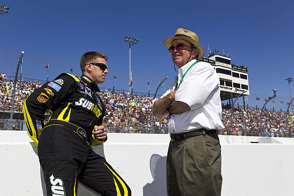 Roush Fenway Racing a hot bet in Las Vegas