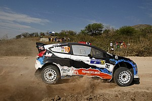 WRC M-Sport privateer Rally Mexico leg 1 summary