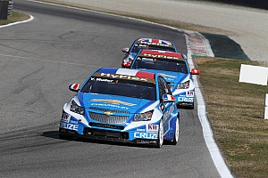 WTCC Chevrolet and Yvan Muller strike again
