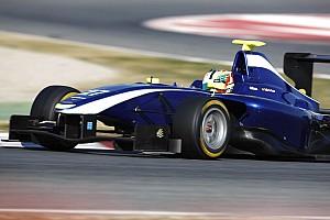 GP3 Da Costa finishes on top in Barcelona
