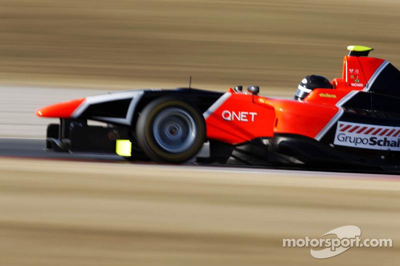 Marussia Manor Barcelona test summary