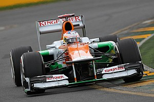 Formula 1 Force India Australian GP - Melbourne qualifying report