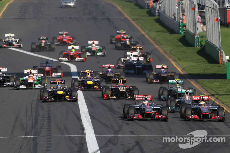 """McLaren hails Australian GP: """"We can do great things with this car"""""""
