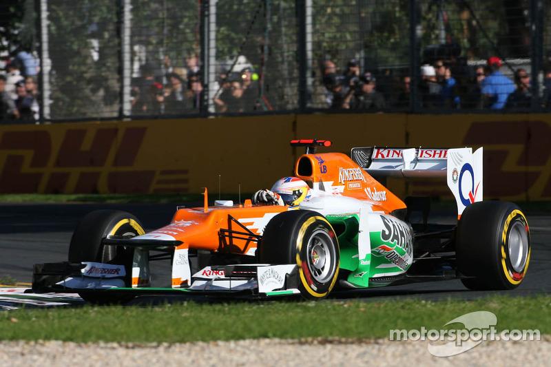 Force India Malaysian GP - Sepang preview