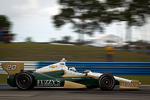 IndyCar Team Chevy St. Pete Friday report