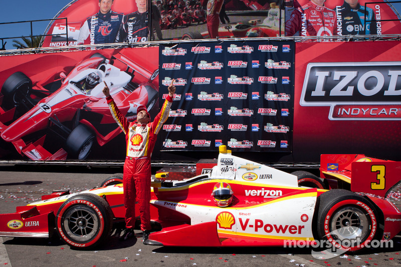 Team Chevy St. Pete race report