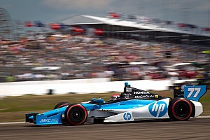 IndyCar Pagenaud filling in gaps in his racing knowledge at Barber