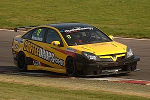 BTCC Newsham shocks rivals at Brands Hatch with his first series pole