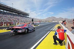 NHRA Shane Gray Las Vegas final report