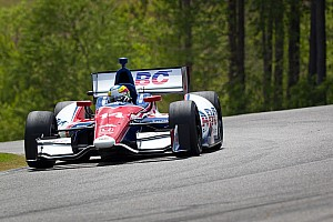 IndyCar Mike Conway Birmingham race report