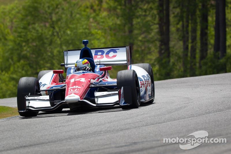 Mike Conway Birmingham race report