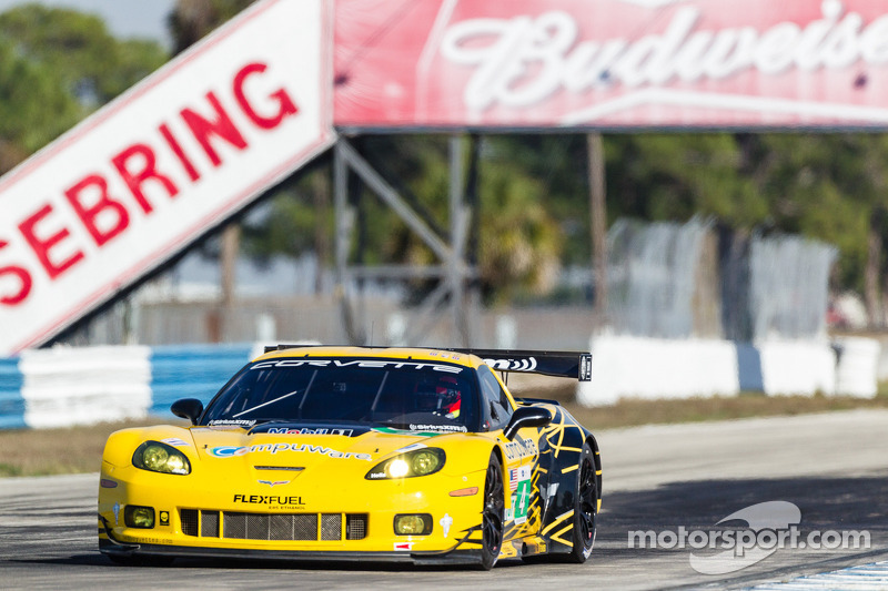 Corvette Racing ready to hit the streets of Long Beach