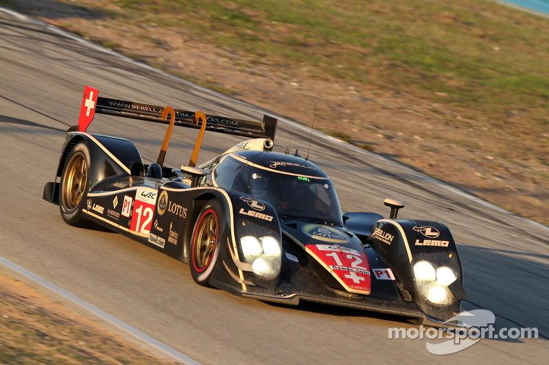 REBELLION Racing Sebring race report