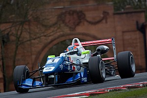 BF3 Series Oulton Park qualifying report