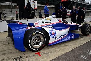 IndyCar Chevrolet announces engine change