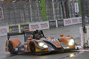 ALMS Conquest Long Beach Friday report