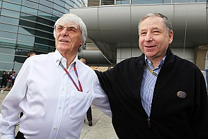 Formula 1 Todt leaves China without commenting on Bahrain