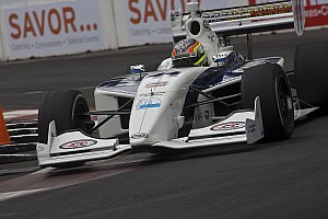 Indy Lights Guerrieri and Saavedra dominate for 1-2 at Long Beach