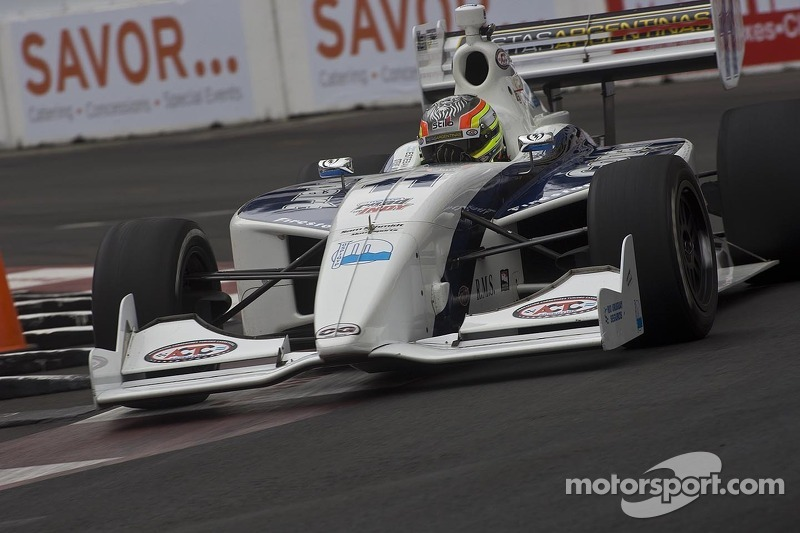 Guerrieri and Saavedra dominate for 1-2 at Long Beach