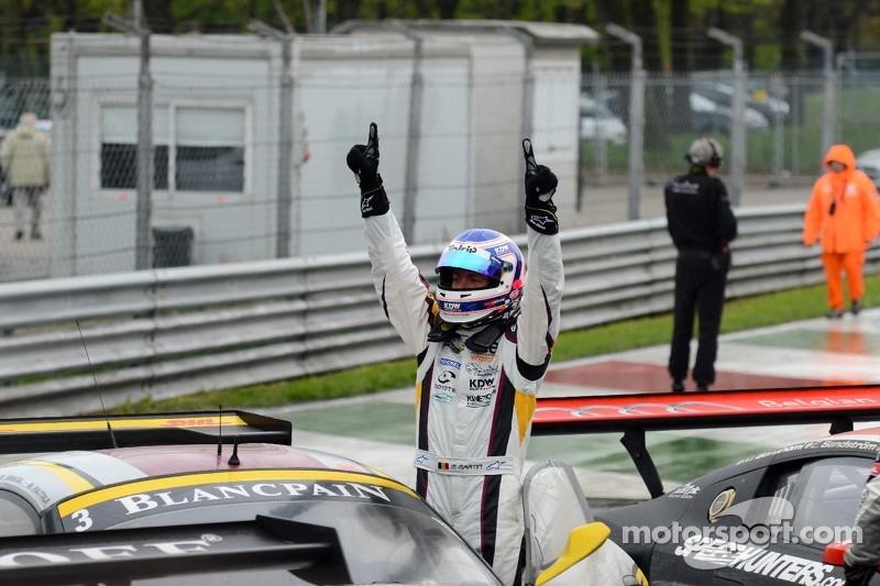 Maxime Martin Monza race report
