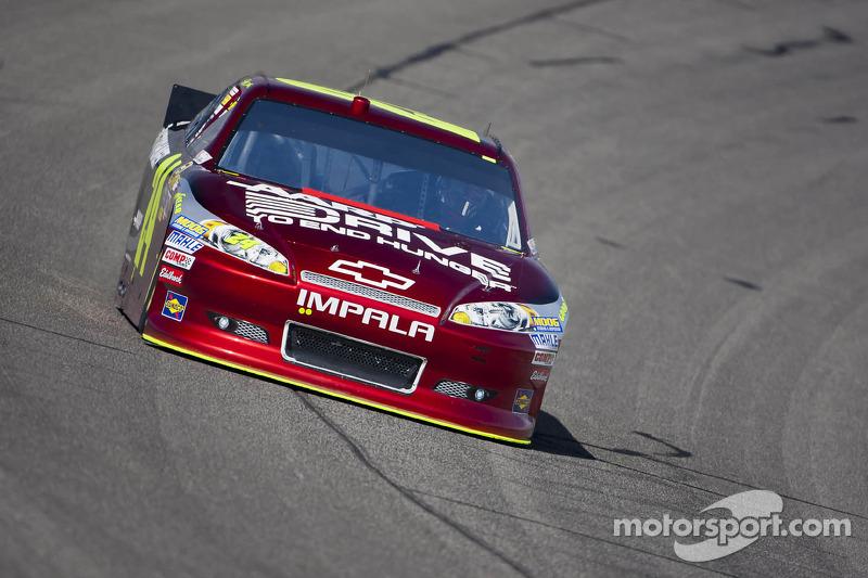 Jeff Gordon set to enjoy final race on Kansas' old pavement