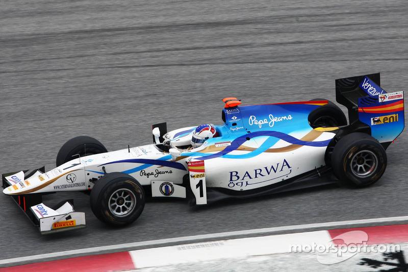 Bahrain awaits Addax Team