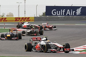 Formula 1 McLaren has frustrating weekend in Bahrain