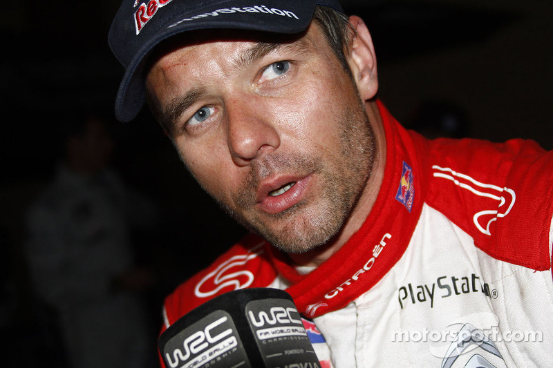 Loeb starts Rally Argentina with fastest qualifying time