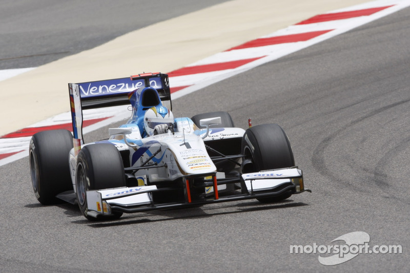 Addax Team Bahrain II event summary