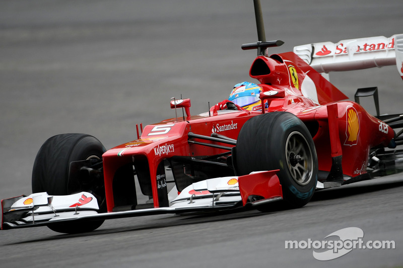 Only Alonso to try Ferrari upgrade at Mugello