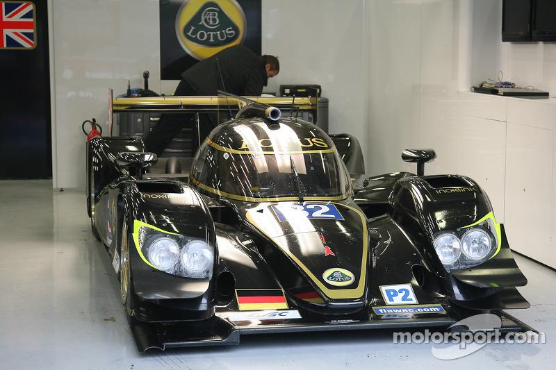 Lotus LMP2 6 Hours of Spa race report