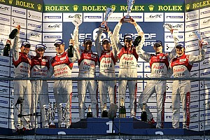WEC Series 6 Hours of Spa race report