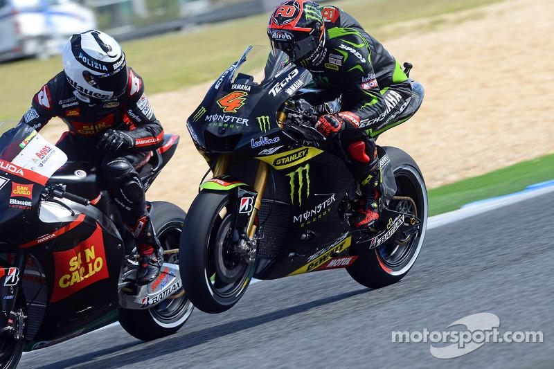 Tech 3 Portuguese GP race report