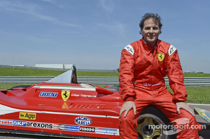Memories of a legend – Gilles Villeneuve in close-up