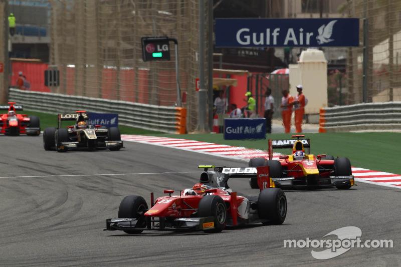 Scuderia Coloni Bahrain race 2 report